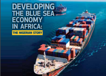Developing The Blue Sea Economy in Africa: The Nigerian Story (2017 Quarter 1)