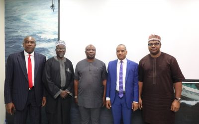 MARITIME: BASHIR JAMOH TAKES OVER AS NIMASA DG