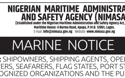 Extension of Validity of Statutory and Trading Certificates for Nigerian Vessels