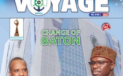 Change of Baton