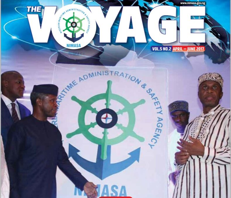 New NIMASA Brand Unveiled