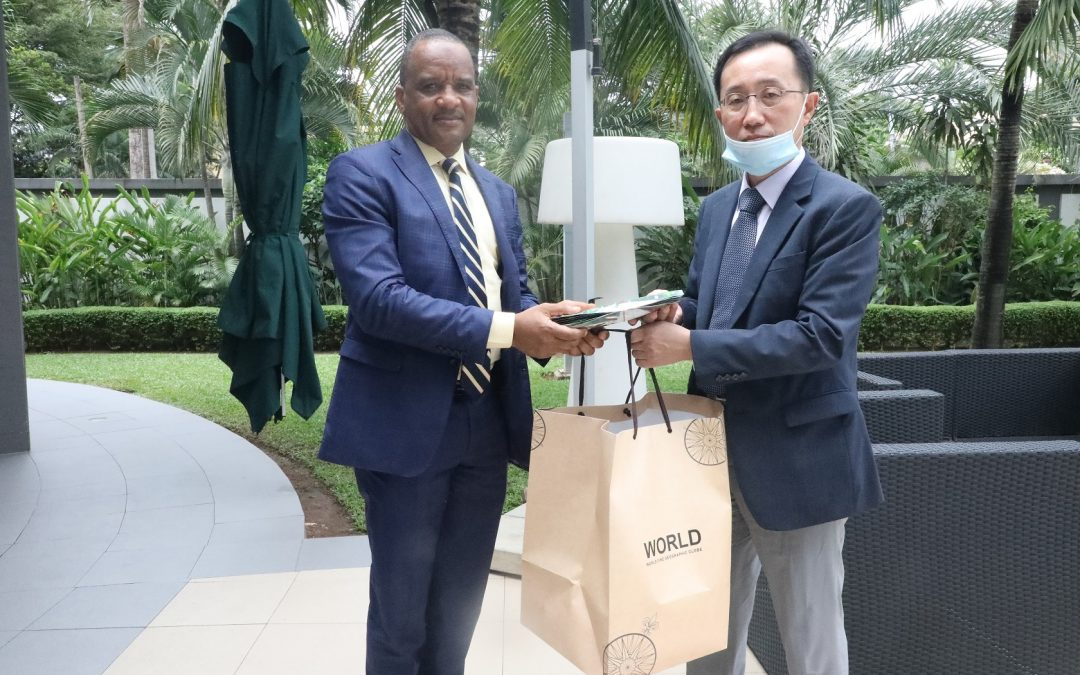 Nigeria, Korea Pledge to Deepen Cooperation in Shipping