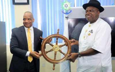 NIMASA KEY IN STOPPING COUNTRY'S OIL DEPENDENCE – GOV DIRI