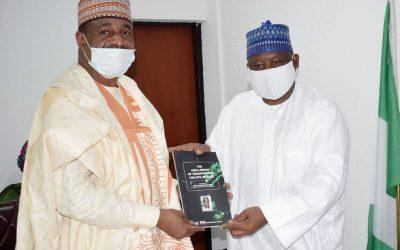 EFFECTIVE PUBLIC SERVICE WILL GROW NIGERIA'S ECONOMY-JAMOH