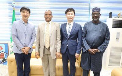 MARITIME SECURITY, TRADE: Korea, Belgium Pledge More Support for NIMASA