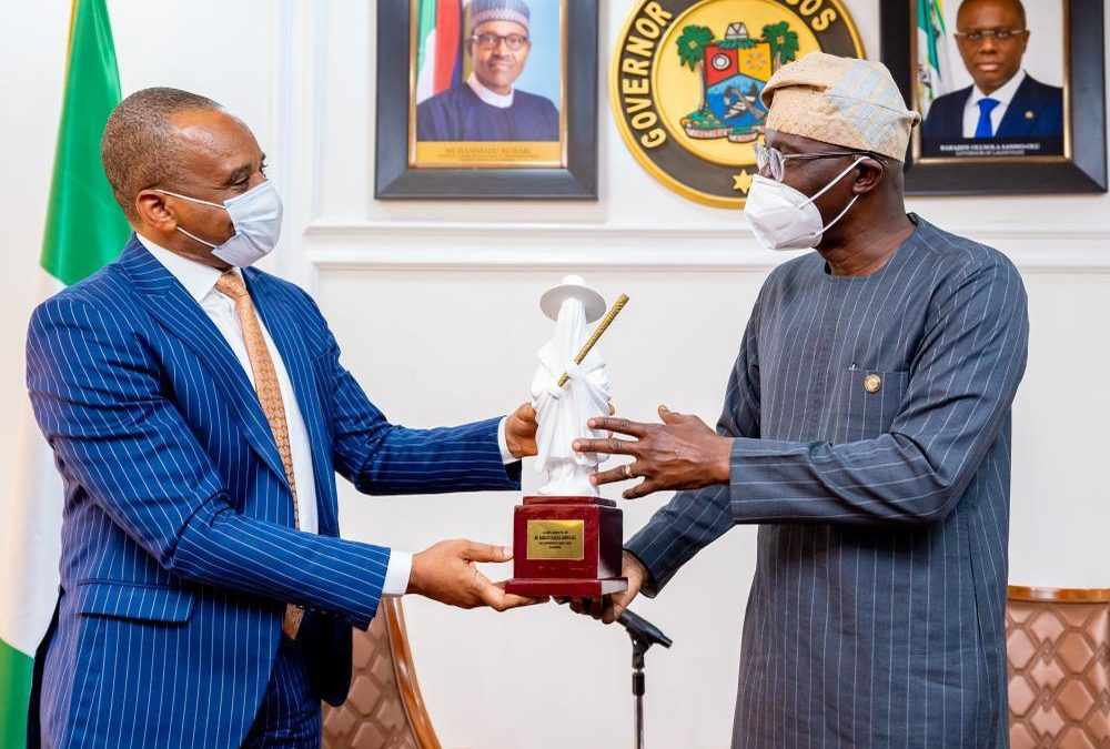 MARITIME SAFETY: GOVERNOR SANWO-OLU CALLS FOR STRICT CERTIFICATION REGIME