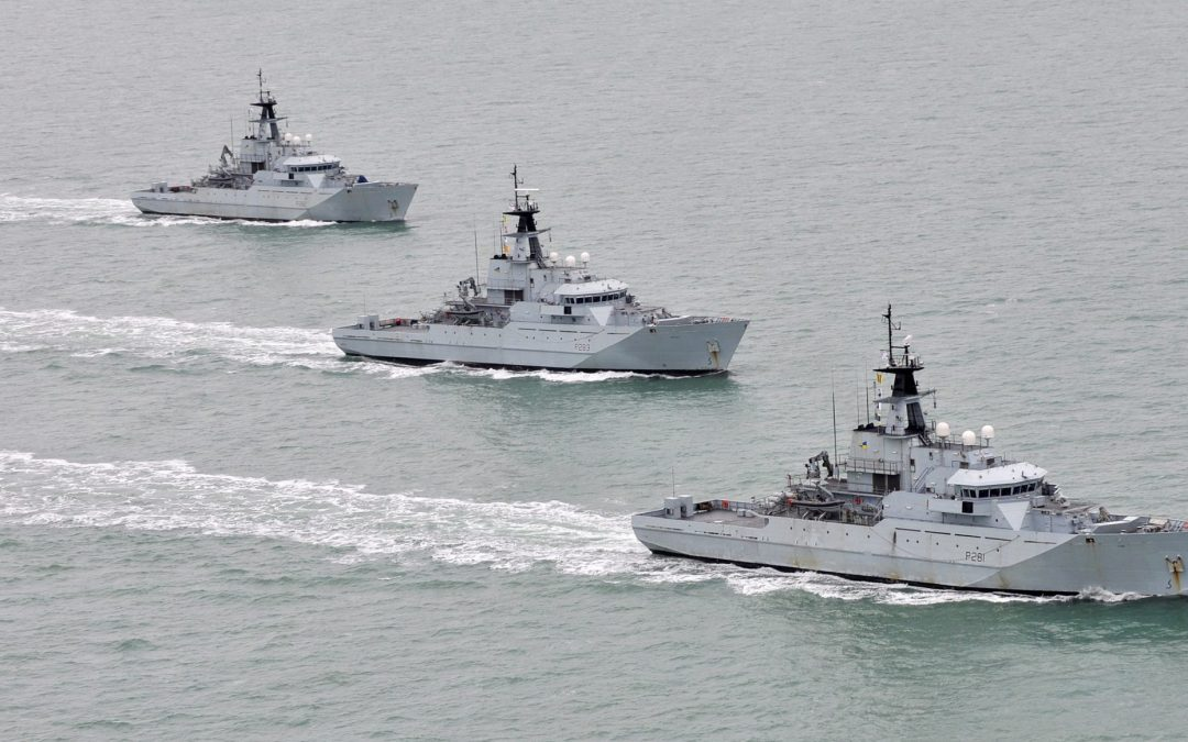 Maritime Security: Nigeria Records Lowest Level of Piracy since 1994, As Deep Blue Project Comes on Stream
